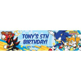 Sonic Personalized Banner (Each)