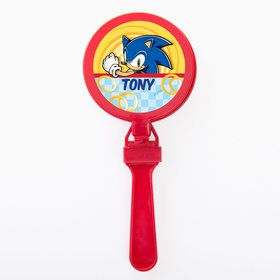 Sonic Personalized Clappers (Set of 12)