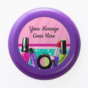 Spa Party Personalized Mini Discs (Set of 12)