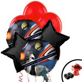 Space Blast Balloon Bouquet