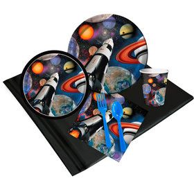 Space Blast Party Pack for 24