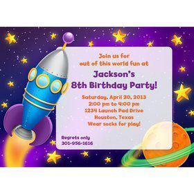 Space Personalized Invitation (Each)