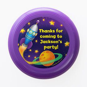 Space Personalized Mini Discs (Set Of 12)