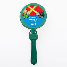 Space Toys Personalized Clappers (Set of 12)