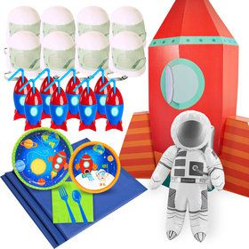 Space Ultimate Experience Party Pack for 8