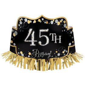 Sparkling Celebration Birthday Crown Kit