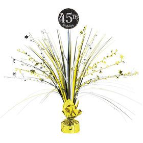 Sparkling Celebration Happy Birthday Spray Centerpiece Kit (1)