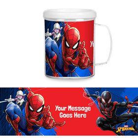 Spider-Man Personalized Favor Mug (Each)