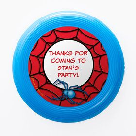 Spider Personalized Mini Discs (Set of 12)