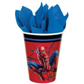 Spiderman Far From Home 9oz Cups (8)