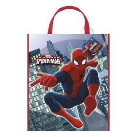 Spiderman Tote Bag (Each)