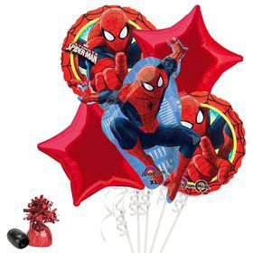 Spiderman Webbed Wonder Balloon Kit