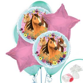 Spirit Riding Free Balloon Bouquet