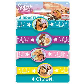 Spirit Riding Free Bracelet Favors (4)
