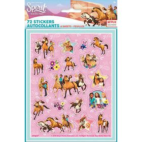 Spirit Riding Free Sticker Sheets (4)