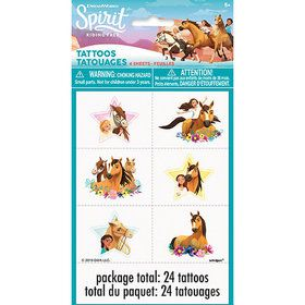 Spirit Riding Free Tattoo Sheets (4)