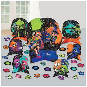Splatoon Table Decoration Set