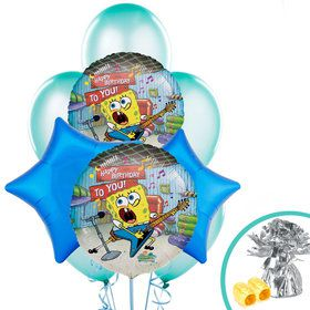 SpongeBob Party Balloon Kit