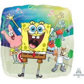 "SpongeBob SquarePants 17""Foil Balloon"