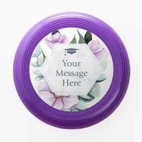 Spring to Success Personalized Mini Discs (Set Of 12)