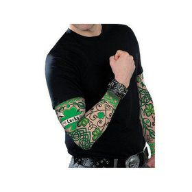 St Patrick's Day Adult Arm Tattoo Sleeves