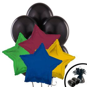 Star Balloon Bouquet