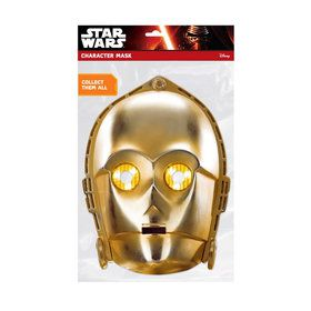 Star Wars C-3Po Facemask
