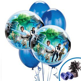 Star Wars Classic Jumbo Balloon Bouquet Kit