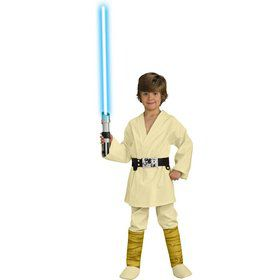 Star Wars Deluxe Luke Skywalker (tm) Chi