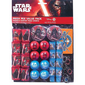 Star Wars EP Vll Mega Mix Value Pack (48 Pieces)