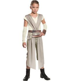 Star Wars Episode Vii Rey Costume