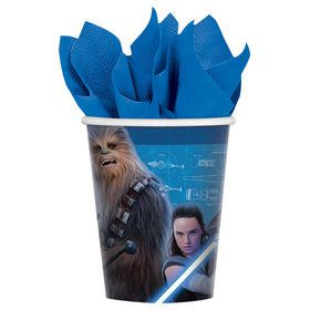 Star Wars Episode VIII 9oz Paper Cup (8)