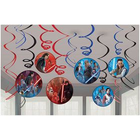 Star Wars Episode VIII Swirl Value Pack (12)