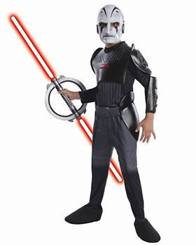Star Wars Inquisitor Deluxe Boys Costume