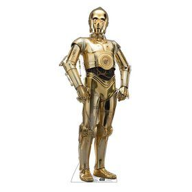 Star Wars IX C-3PO Standup
