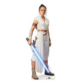 Star Wars IX Rey Standup