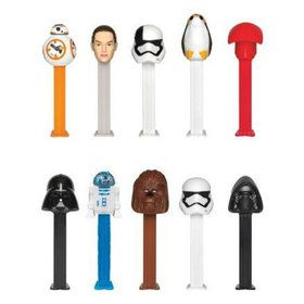 Star Wars Pez Dispenser and Candy Set (Each)