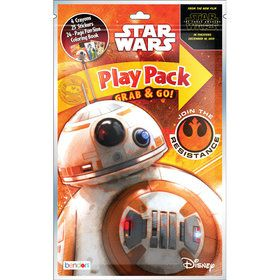 Star Wars Play Pack (Each)