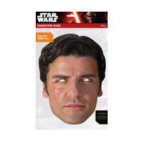 Star Wars Poe Facemask