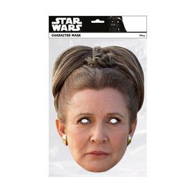 Star Wars Princess Leia Facemask