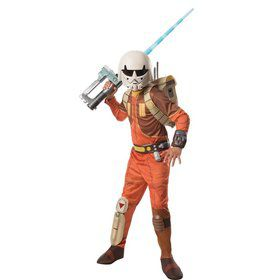 Star Wars Rebels Ezra Deluxe Boys Costum