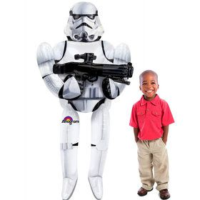 "Star Wars Storm Trooper 70"" Airwalker"