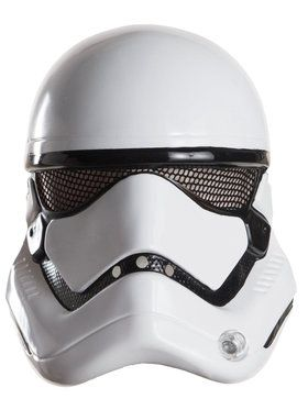 Star Wars: The Force Awakens - Boys Stormtrooper Half Helmet