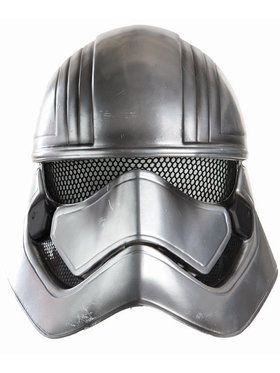 Star Wars: The Force Awakens - Kids Captain Phasma Half Helmet One-Size