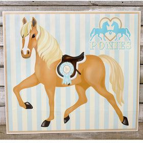 Stick The Ribbon On The Pony Game