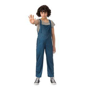 Stranger Things-Girls Eleven's Overalls