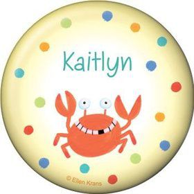 Summer Treats Personalized Button (each)