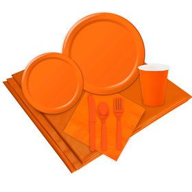 Sunkissed Orange Party Pack