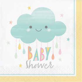 Sunshine Baby Showers Baby Shower Lunch Napkin (16)