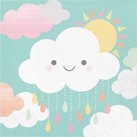 Sunshine Baby Showers Lunch Napkin (16)